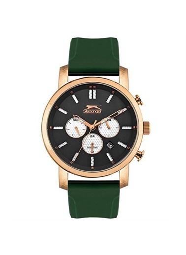 Slazenger Sl.09.1829.2.05 Erkek Kol Saati Yeşil